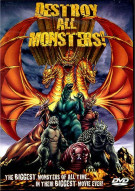 Destroy All Monsters Movie