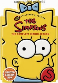 Simpsons, The: The Complete Eighth Season (Maggie Collectible Packaging) Movie