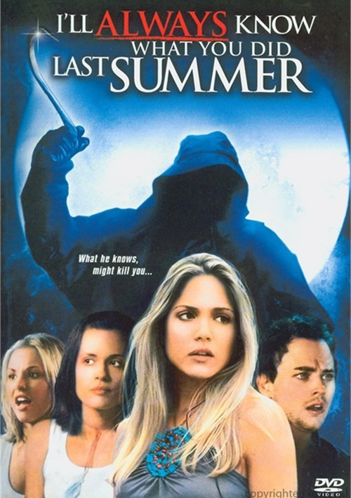 Ill Always Know What You Did Last Summer Movie