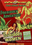 Forbidden Adventure / Forbidden Women (Double Feature) Movie