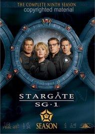 Stargate SG-1: The Complete Ninth Season Movie