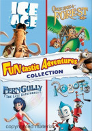 Funtastic Adventures Collection Box Set Movie