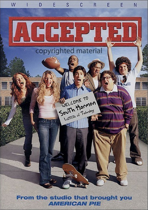 Accepted (Widescreen) Movie