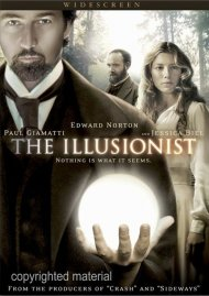 Illusionist, The (Widescreen) Movie