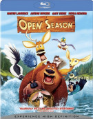 Open Season Blu-ray