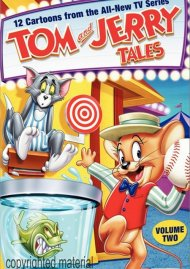 Tom And Jerry Tales: Volume 2 Movie