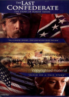 Last Confederate, The: The Story Of Robert Adams Movie