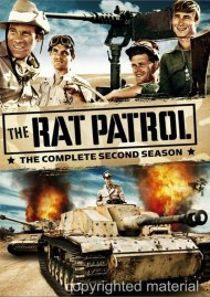 Rat Patrol, The: The Complete Second Season Movie