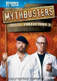 MythBusters: Collection 2 Movie
