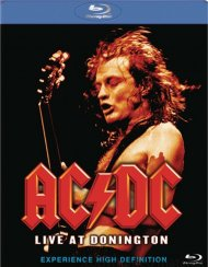 AC/DC: Live At Donington Blu-ray