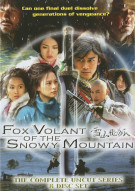 Fox Volant Of The Snowy Mountain: TV Series Movie