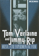 Tom Verlaine And Jimmy Rip: Music For Experimental Film Movie