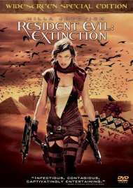 Resident Evil: Extinction - Special Edition Movie