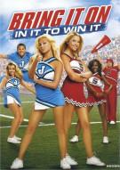 Bring It On: In It To Win It / Bring It On: All Or Nothing (2 Pack) Movie