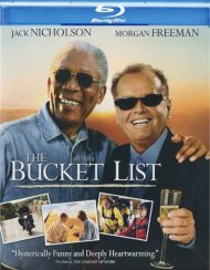 Bucket List, The Blu-ray