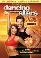 Dancing With The Stars: Latin Cardio Dance Movie