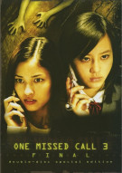 One Missed Call 3: Final - Special Edition Movie