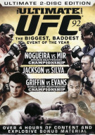 UFC 92: The Ultimate 2008 Movie