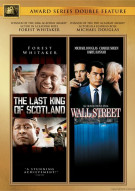 Wall Street / The Last King Of Scotland (Double Feature) Movie