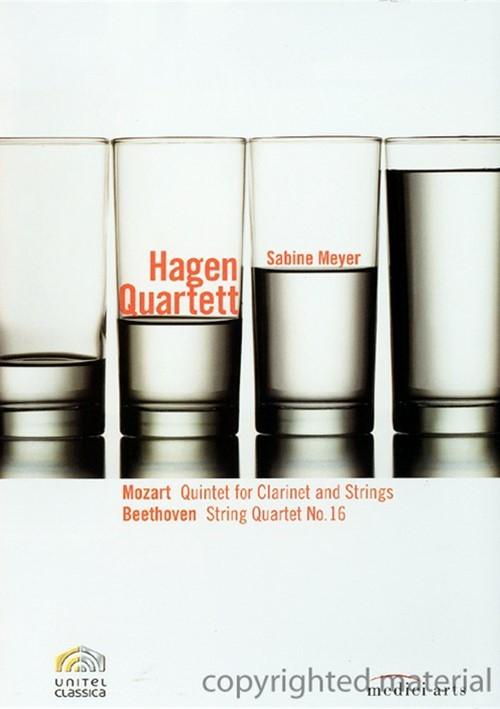 Hagen Quartett: Plays Mozart & Beethoven Movie