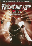 Friday The 13th: Part VI - Jason Lives - Deluxe Edition Movie