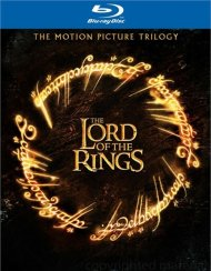 Lord Of The Rings, The: The Motion Picture Trilogy Blu-ray