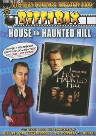 RiffTrax: House On Haunted Hill Movie