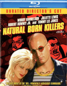 Natural Born Killers: Unrated Directors Cut Blu-ray
