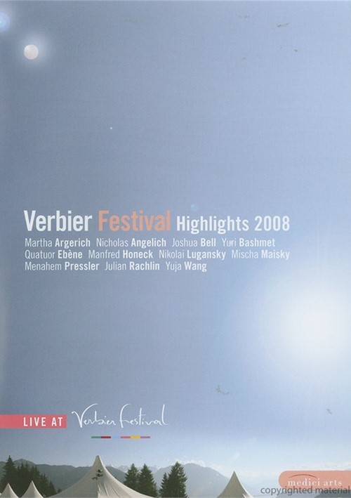 Verbier Festival Highlights 2008 Movie