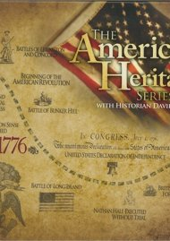 American Heritage Series: Box Set Movie