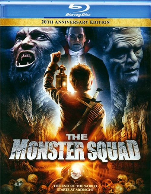 Monster Squad, The: 20th Anniversary Edition Blu-ray