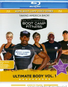 Jay Johnsons Boot Camp Fitness: Ultimate Body Volume 1 Blu-ray