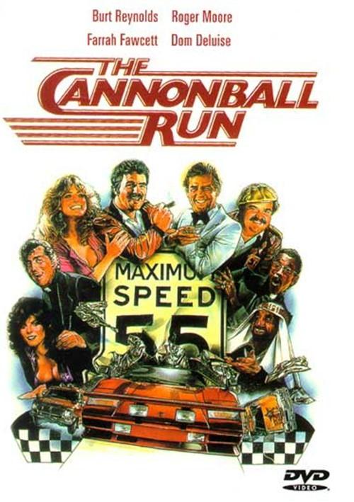 Cannonball Run, The Movie