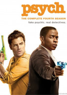 Psych: The Complete Fourth Season Movie