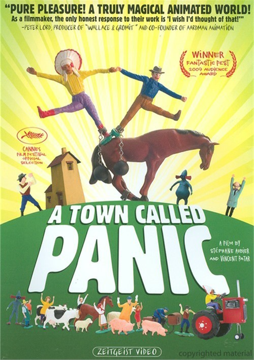 Town Called Panic, A Movie