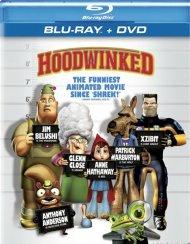 Hoodwinked (Blu-ray + DVD Combo) Blu-ray