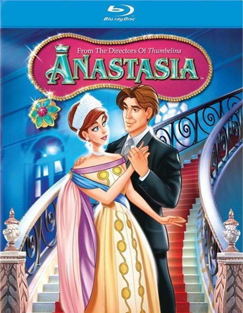Anastasia Blu-ray