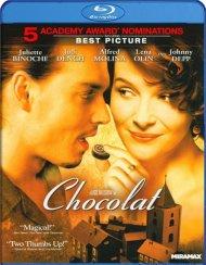 Chocolat Blu-ray
