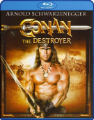 Conan The Destroyer Blu-ray