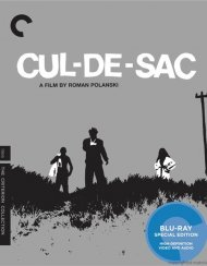 Cul-De-Sac: The Criterion Collection Blu-ray