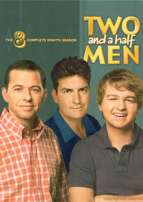 Two And A Half Men: The Complete Eighth Season Movie