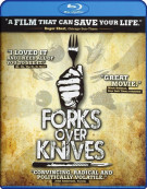 Forks Over Knives Blu-ray