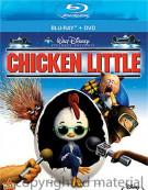 Chicken Little (Blu-ray + DVD Combo) Blu-ray