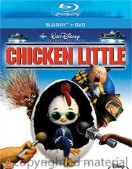 Chicken Little (Blu-ray + DVD Combo) Blu-ray