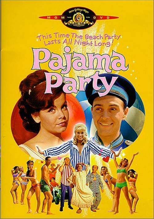 Pajama Party Movie