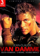 Jean-Claude Van Damme: Death Warrant / Double Impact / Cyborg (Triple Feature) Movie