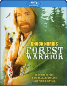 Forest Warrior Blu-ray