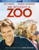 We Bought A Zoo Blu-ray