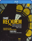 Faure: Requiem Blu-ray