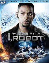 I, Robot 3D (Blu-ray 3D + Blu-ray + DVD) Blu-ray